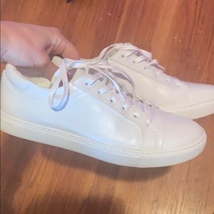 Kenneth Cole kam white sneaker